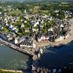 Auray - Aerial View