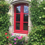 Manoir Window and Window Box